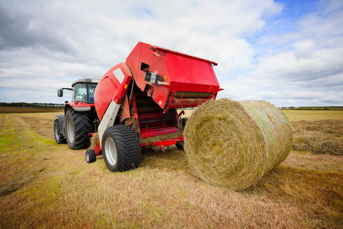Farm Machinery Covered by Bank of Elgin Farm Insurance