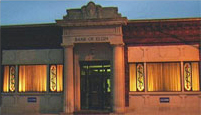 Bank of Elgin - Front of Building